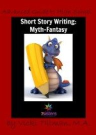 Myth-Fantasy Short Story Writing Guide from 7 Sisters Homeschool