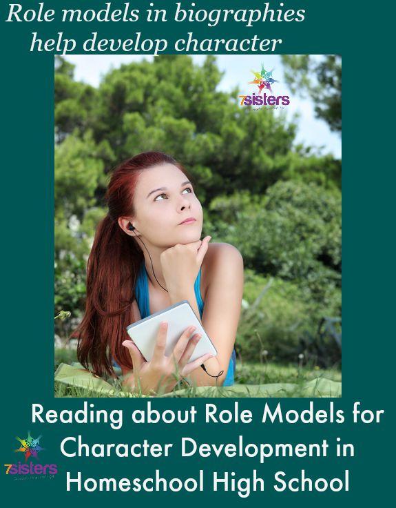 Role Models for Character Development in Homeschool High School