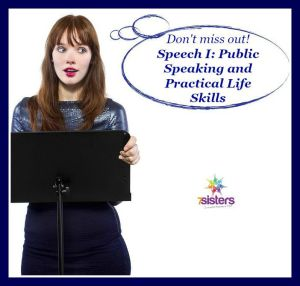 Speech I: Public Speaking and Practical Life Skills