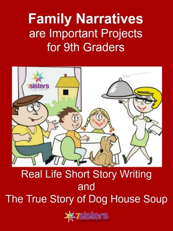 Real-Life Short Story Writing for 9th Grade and Dog House Soup