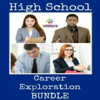 Career Exploration Bundle- a comprehensive course from 7 Sisters Homeschool