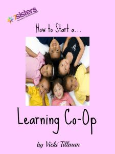 How to Start a Homeschool Learning Co-op. Freebie with checklist from 7SistersHomeschool.com. Start your co-op and enjoy the process.