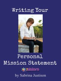 What About Socialization? Writing Your Personal Mission Statement