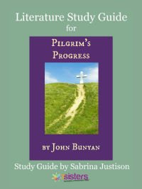 Pilgrim's Progress Literature Guide from 7SistersHomeschool.com