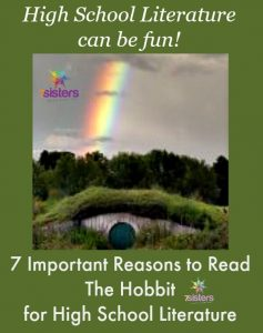 An Authoritative Guide to Literature for Homeschool High School 7 Important Reasons to Read The Hobbit for Homeschool High School Literature