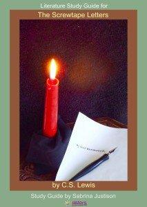 Screwtape Letters Literature Study Guide by 7SistersHomeschool.com