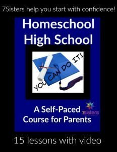 Plan and Schedule Your Homeschool High School Year