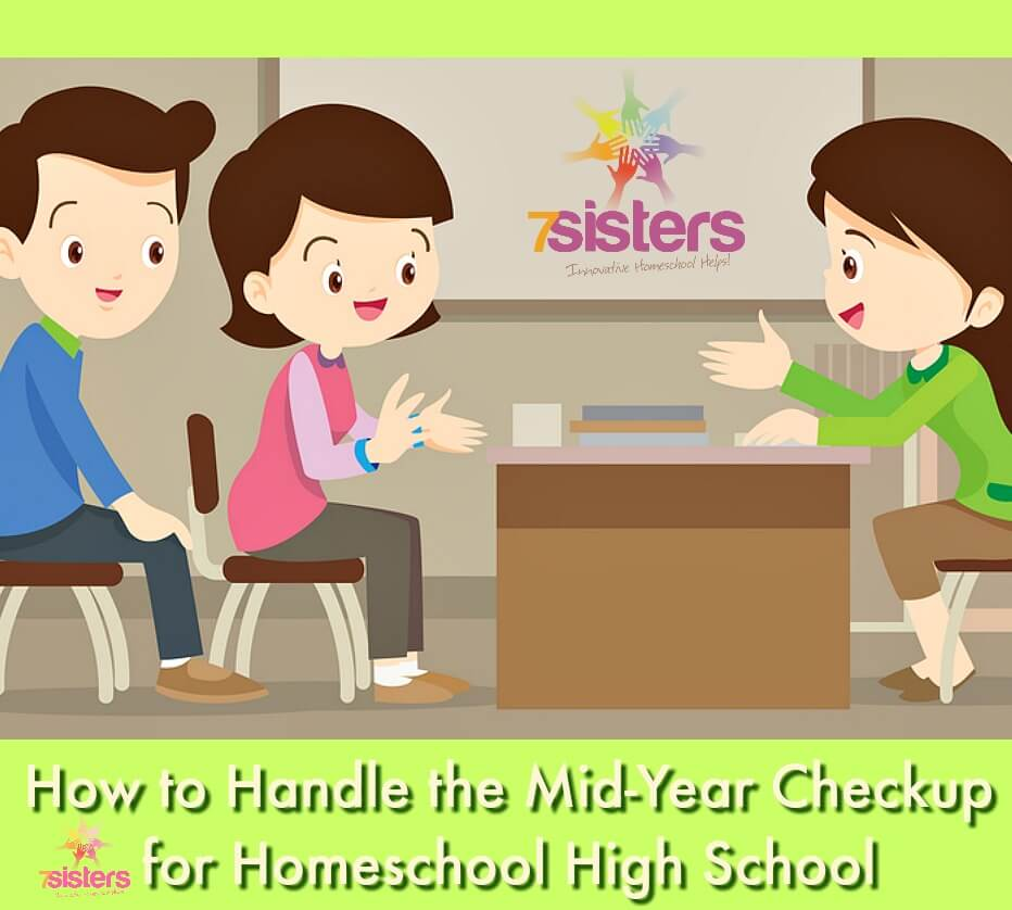 Homeschool High School Mid-Year Checkup
