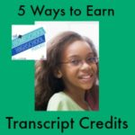 5 Ways to Earn High School Credit
