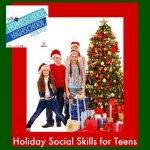 Homeschool Highschool Podcast Ep 38 Holiday Social Skills