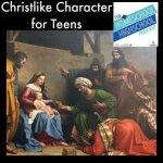 Homeschool Highschool Podcast 39: Christlike Character