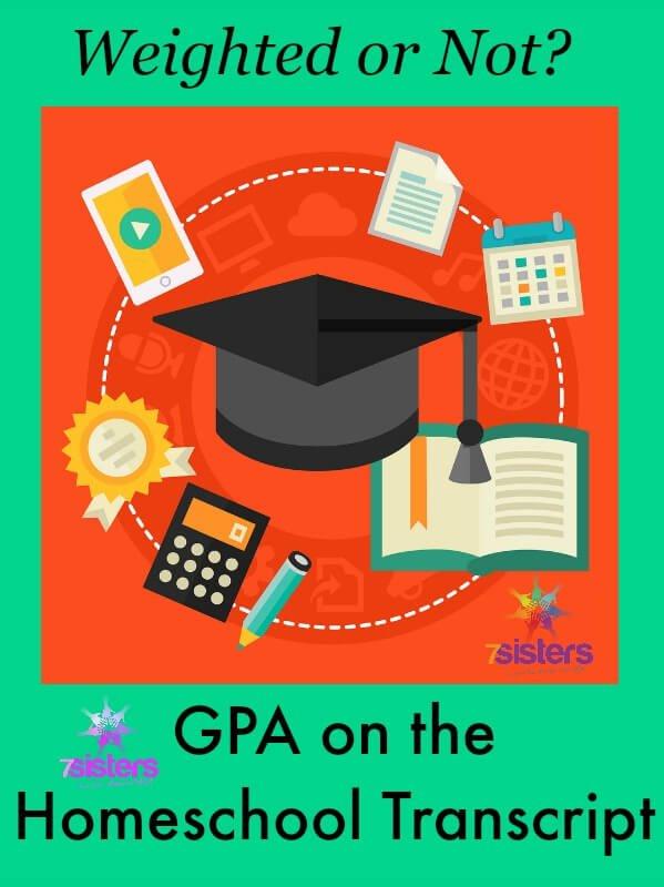 GPA on the Homeschool Transcript
