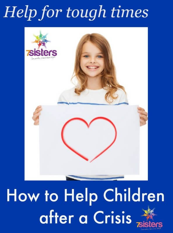 Helping Children After a Crisis
