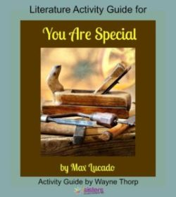 You Are Special Elementary Literature Activity Guide
