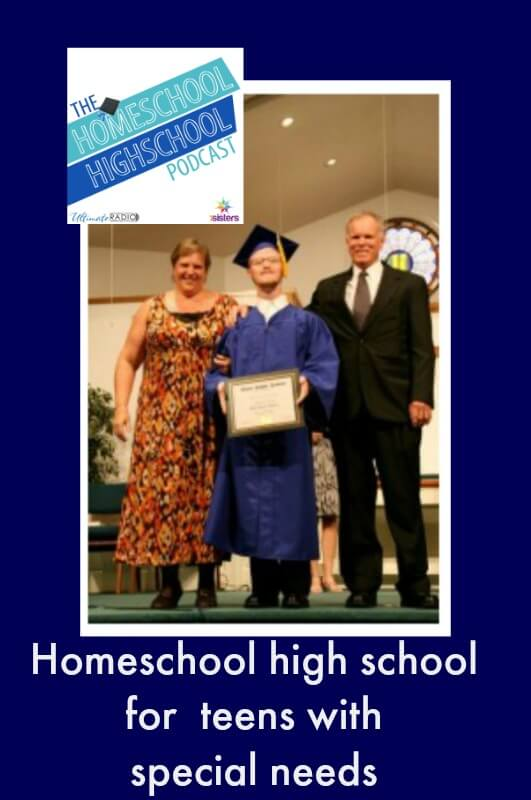 Homeschooling Teens with Special Needs