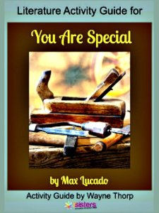 Developing Young Learners in Elementary Homeschool lit guide you are special