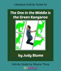 The One in theHow to Choose the Best Literature Activity Guide for Your Elementary Child Middle is a Green Kangaroo Elementary Literature Activity Guide
