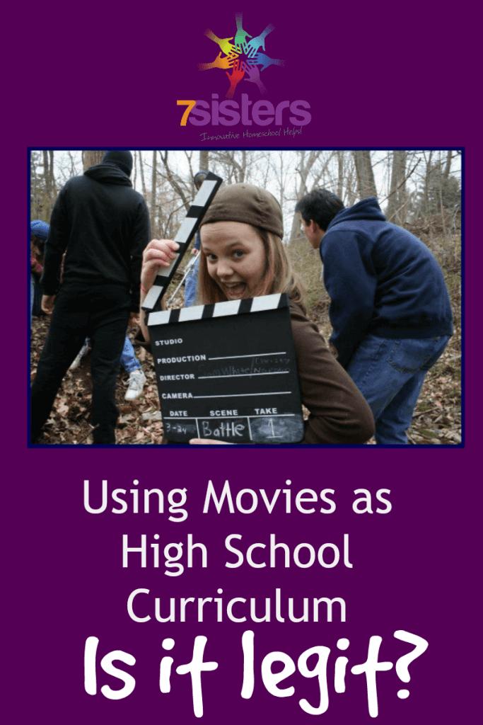 Using Movies as High School Curriculum - Is It Legit?