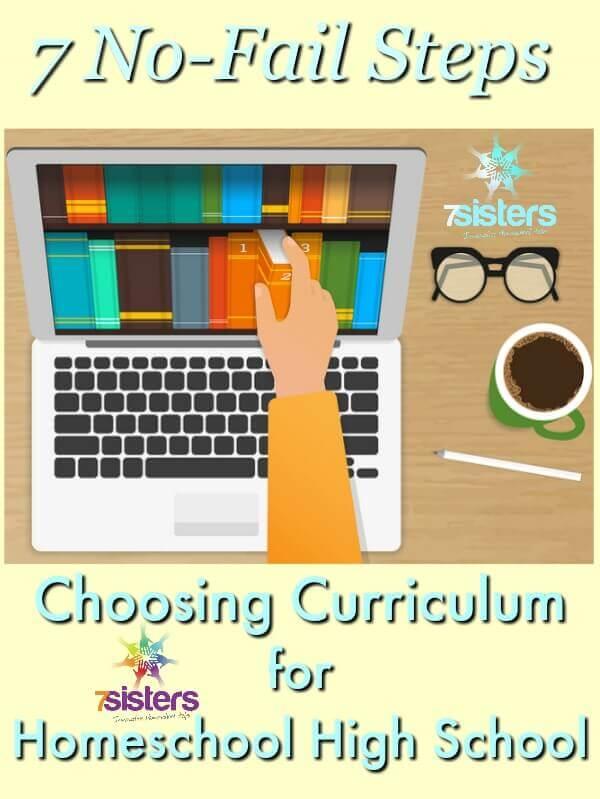 Choosing Curriculum for Homeschool High School