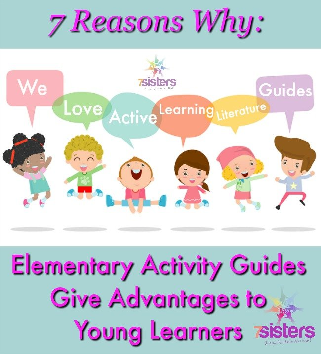 Elementary Activity Guides Give Advantages to Young Learners