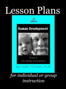 Ways to Teach Human Development in Homeschool High School lesson plans