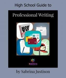 Professional Writing Skills to Homeschool Teens