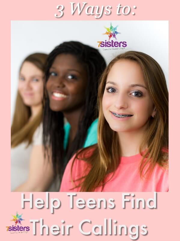 3 Ways to Help Homeschool Teens Find Their Callings