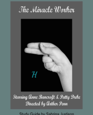 The Miracle Worker Cinema Study Guide from 7SistersHomeschool.com