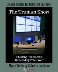 The Truman Show Cinema Study Guide from 7SistersHomeschool.com
