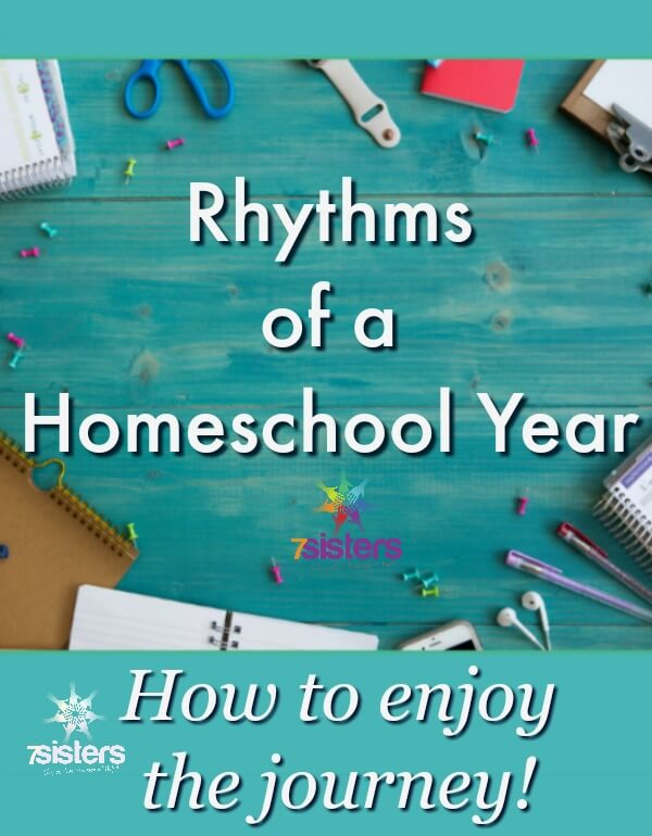 Rhythms of a Homeschool Year