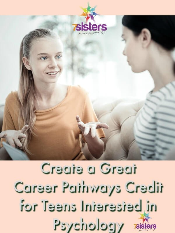 Create a Great Career Pathways Credit for Teens Interested in Psychology