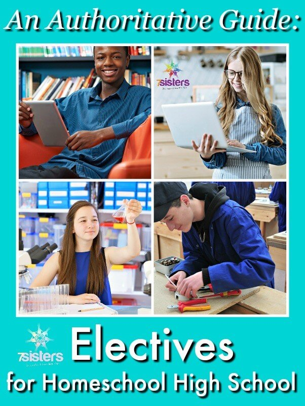 An Authoritative Guide to Electives for Homeschool High School