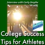 HSHSP Ep 132: College Success Tips, Interview with Carly Smythe