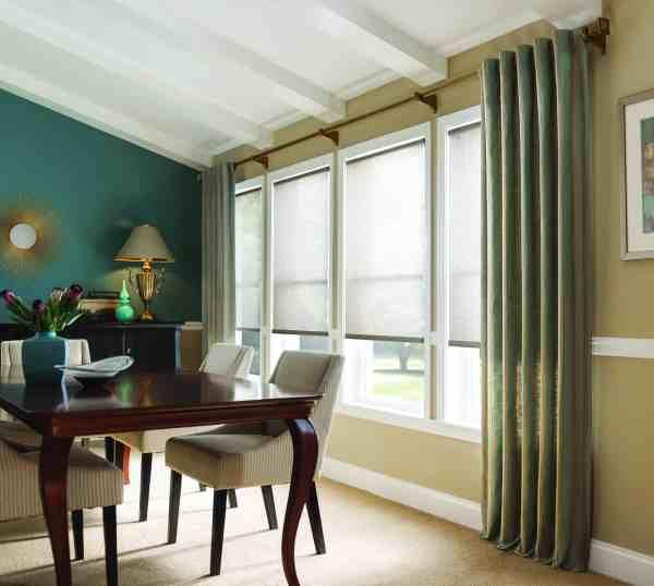 Custom Draperies Window Treatments