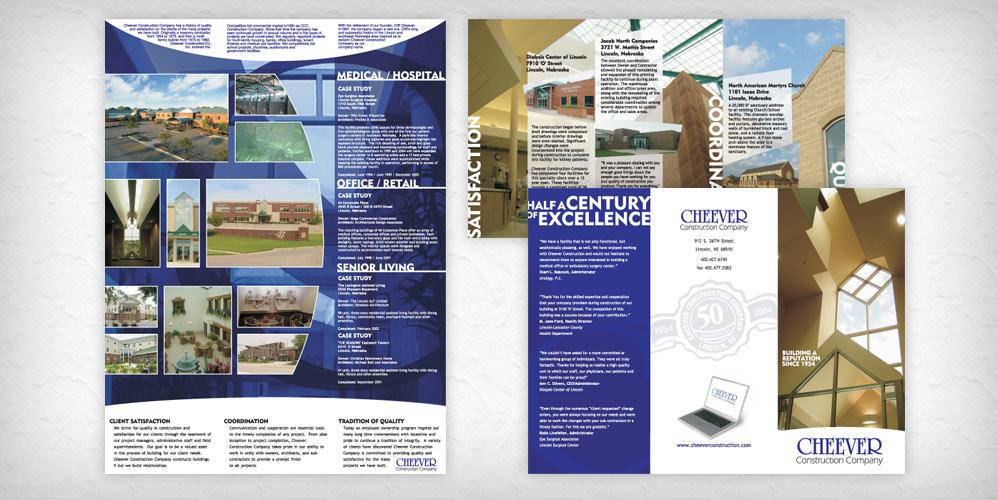 Cheever Construction Brochure 7SKY LLC