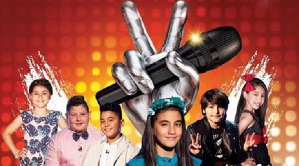نجوم THE VOICE Kids