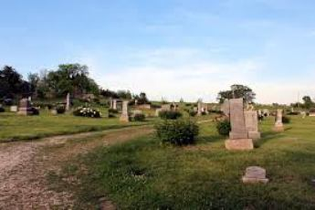 Stull Cemetary - creepiest places