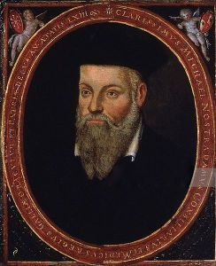 Nostradamus last words