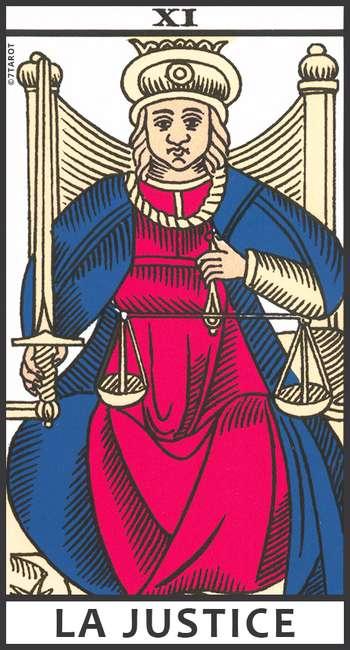 Tarot Signification Des 78 Cartes : tarot, signification, cartes, Cartes, Tarot, Marseille, Toute, Signification, 7Tarot