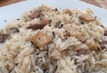 arroz con foie