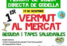 Primera edición del 'Vermut al Mercat' de Godella