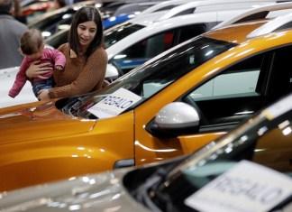 la Feria del Automóvil de Valencia