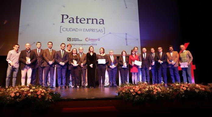 Premiados Paterna Ciudad de Empresas