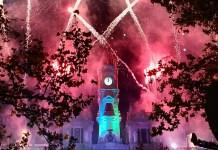 Campanadas fin de año Valencia