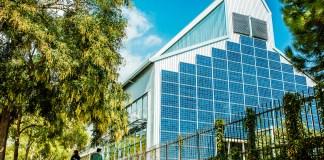 Centro de producción Graner de Barcelona en el que se inspirará el nuevo espacio valenciano.