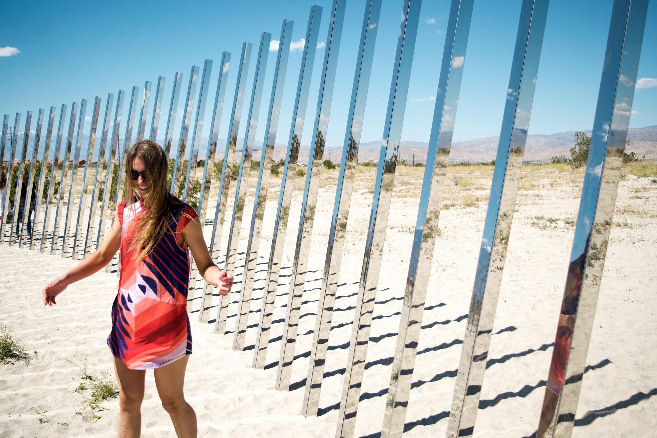 Desert X – The Circle of Land & Sky