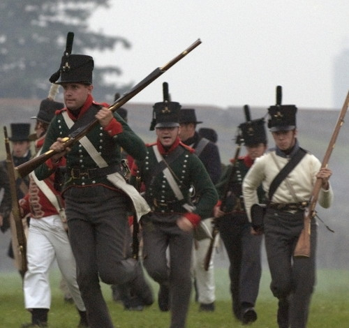 60th - Fort Erie - charge 1 small