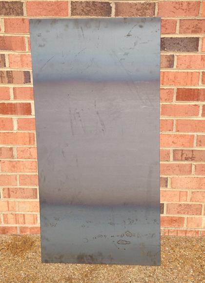 diy magnetic chalkboard 7th