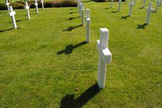 Cementerio y memorial americano de la II Guerra Mundial en Colleville-Sur-Mer © Adrià Valero