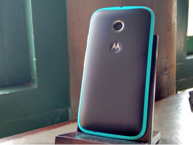 Start afresh with the all new Moto E smartphone! (2/5)